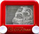 Inglip etch a sketch