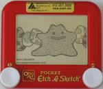 Ditto etch a sketch