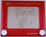 Skull WIP etch a sketch
