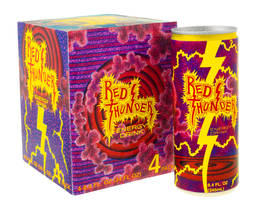 Red Thunder Energy Drink