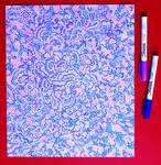 Sharpie Paint Marker Doodle
