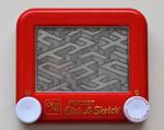 Labyrinth etch a sketch