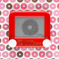 Etch A Donut by pikajane