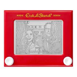 WandaVision Etch A Sketch by pikajane