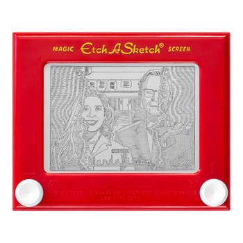 WandaVision Etch A Sketch