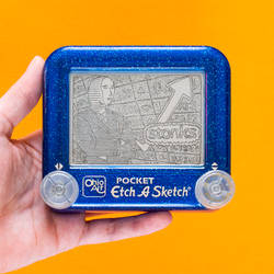 Stonks Etch A Sketch