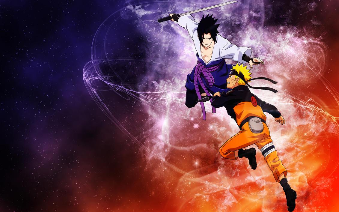 Naruto and Sasuke HD Wallpaper > Naruto Wallpaper 1920x