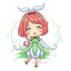 Redrawn: Spring Fairy