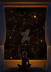 I often dream about stars