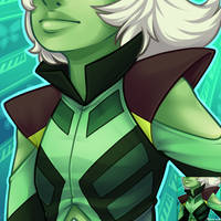 Tiddy icon commission 1: Emerald