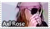 Axl Rose Stamp 2 by AmyRose-Chan