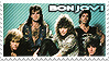Stamp - Bon Jovi by AmyRose-Chan