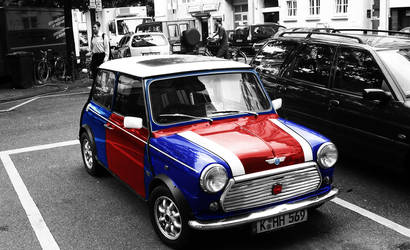 Mini Cooper by skaska