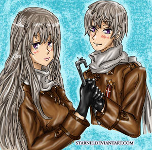 APH_Female and male Russia