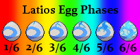 Latios Egg Phases by Latias4ever
