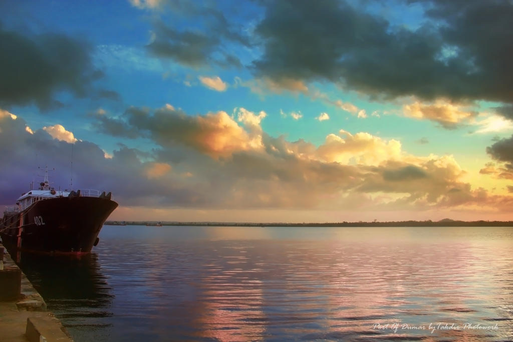 Port Of Dumar___Takdir Photograpy by takdirtamher