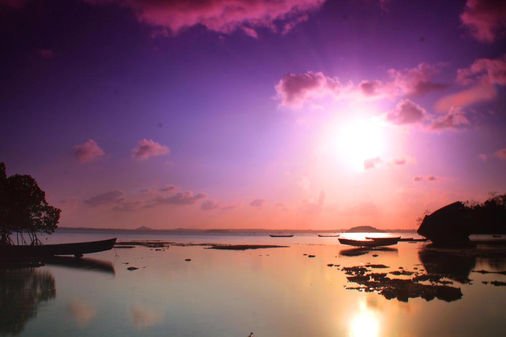 twilight of Mangon by takdirtamher
