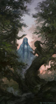 Dryads and Evening Star
