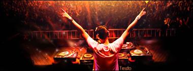 DJ Tiesto by RubenDC