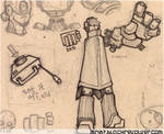 ink work - Endolume 01