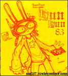 red work - Bunbun Superfluous