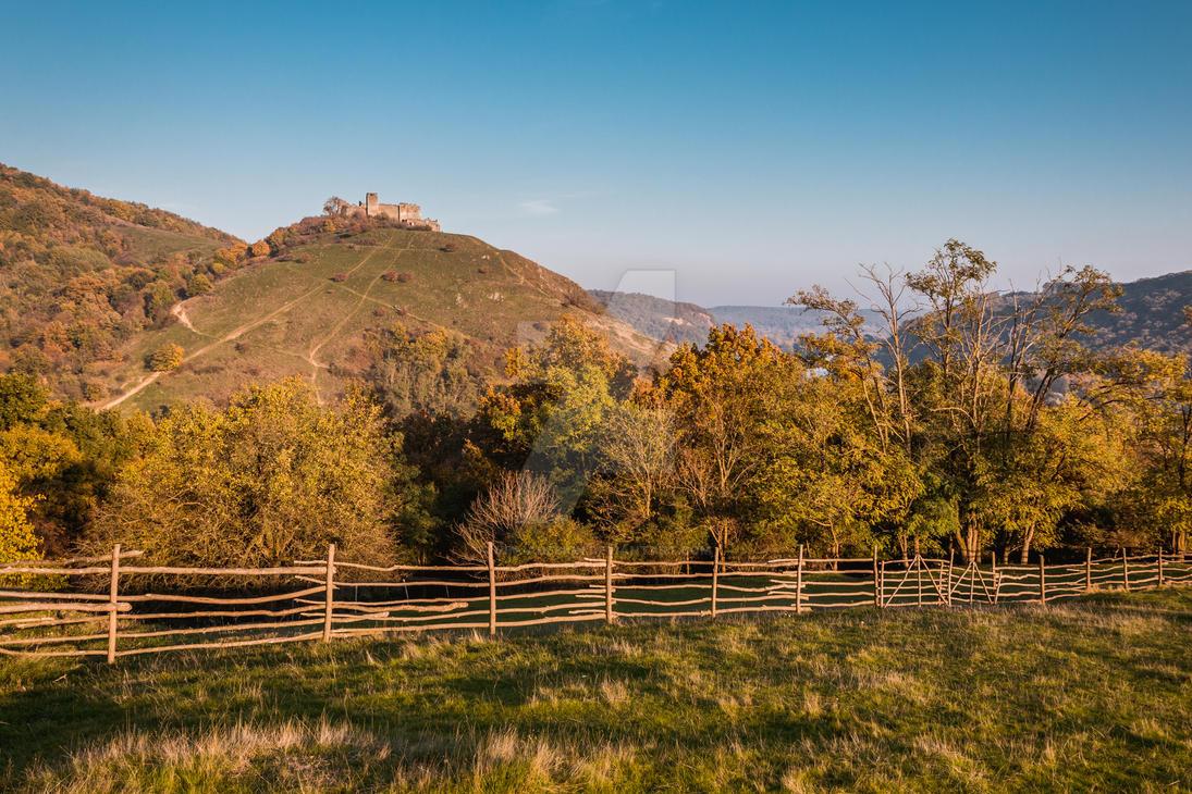 Autumn Fortress by NinjaDesign