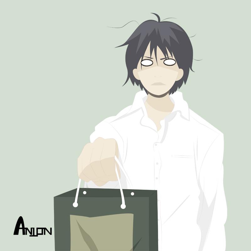 Shinobu Morita by Toher999