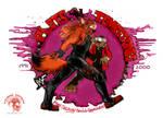 PNT - Undertaker Fox 7 by Shinjuchan