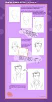 LT - Drawing Robbie