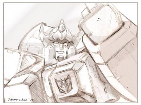 TF - Decepticon bada-s pencils