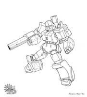 TF - Vornling Megatron by Shinjuchan