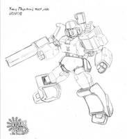TF - Vornling Megatron - rough by Shinjuchan