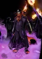 PNT - Undertaker Fox '09 by Shinjuchan