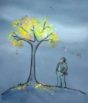 Dianna's Tree by Shinjuchan