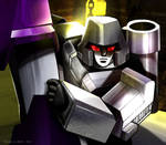 TF - Megatron the vornling