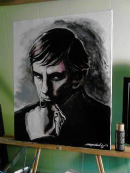 Barnabas Collins - Frid - canvas 1
