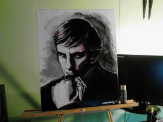 Barnabas Collins - Frid - canvas 2