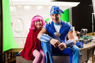 LazyTown - Season 3 promotional 4