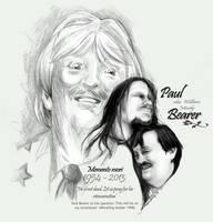 Paul Bearer in Momento 1954 - 2013 by Shinjuchan