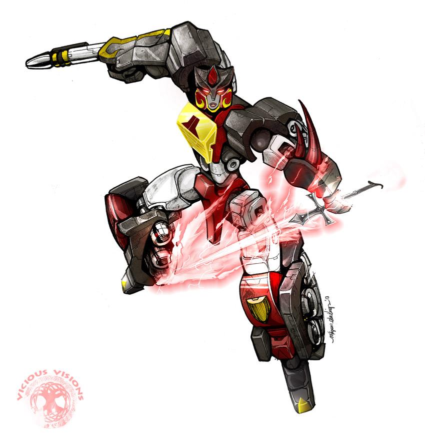 TF - Terrablast by Shinjuchan
