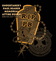 UT Paul Bearer Memorial attire - original colors by Shinjuchan
