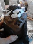 Paper Mache Halloween projects 13
