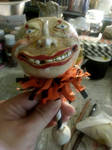 Paper Mache Halloween projects 22