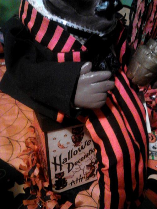 Paper Mache Halloween projects 29 by Shinjuchan