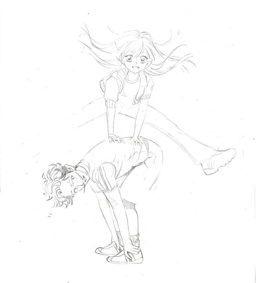 LT - Leap, Solla Go! by Shinjuchan