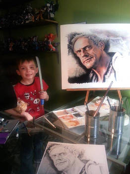 WIP Christopher Lloyd 4