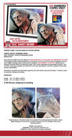 DCC 2015 Christopher Lloyd exclusive prints