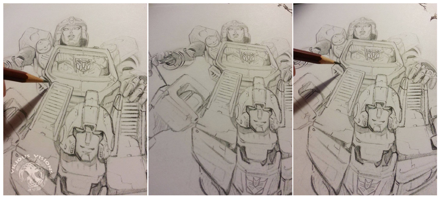 TF - Coronach and Steelheart Valentine's WIP by Shinjuchan