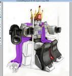TF - All Hail Megatron! (Vornling) Colors 2