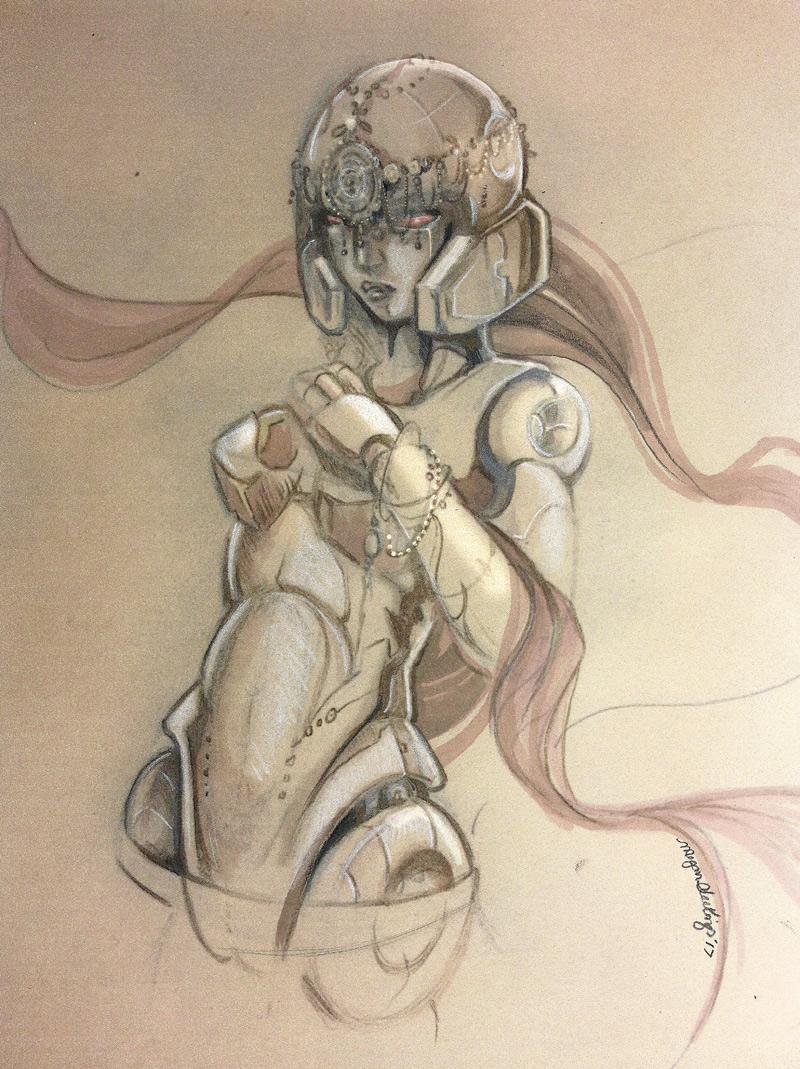 The Eleventh Dancer by Shinjuchan